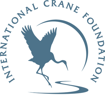 International Crane Foundation logo